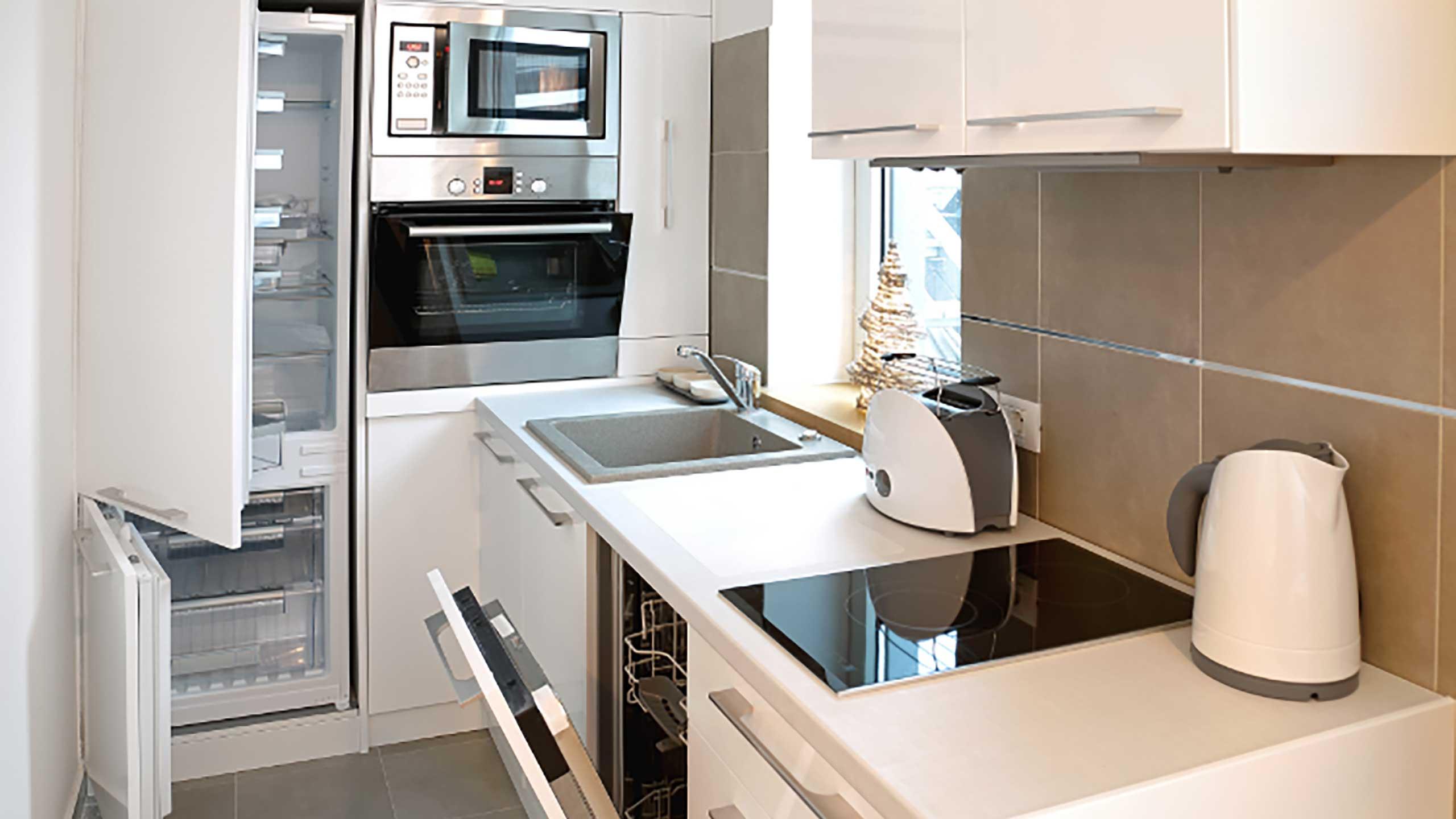 Weser Wohnwelt Tipps und Trends Küchengestaltung Küchengeräte