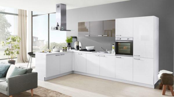 nolte Einbauküche Lux mit privileg-Einbaugeräten