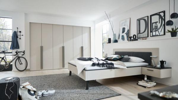 Interliving Schlafzimmer Serie 1014 – Komplettzimmer mit Extras