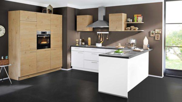 nolte Einbauküche Feel mit AEG-Einbaugeräten