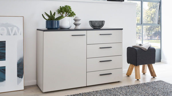 Interliving Schlafzimmer Serie 1014 – Kombikommode 4355