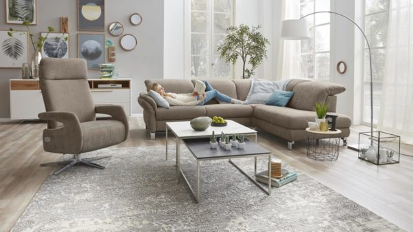Interliving Sofa Serie 4101 – Eckkombination 8881