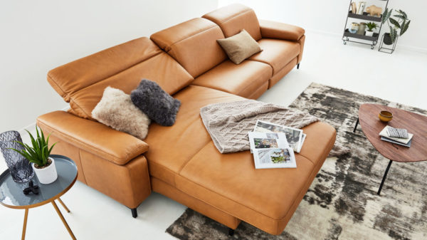 Interliving Sofa Serie 4054 – Ecksofa mit Relaxfunktion