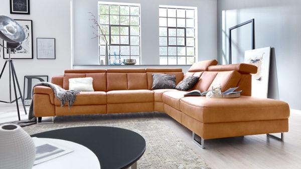 Interliving Sofa Serie 4050 – Eckkombination