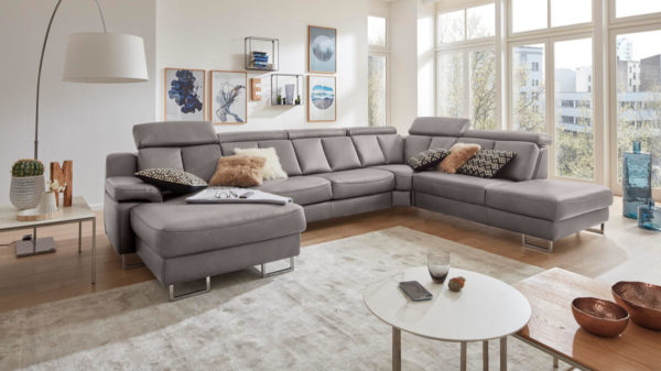 Interliving Sofa Serie 4050 – Wohnlandschaft