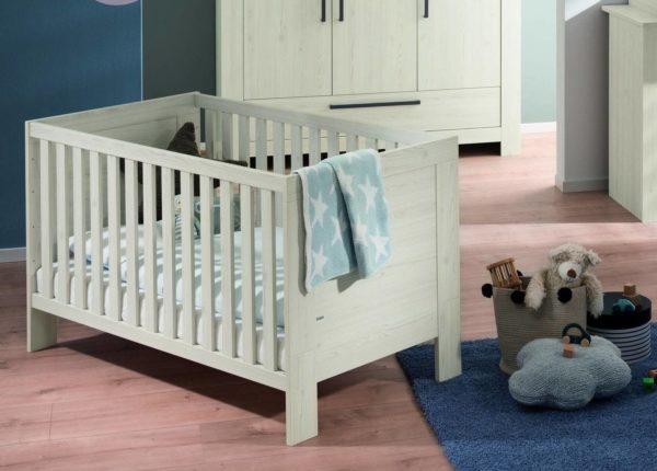 PAIDI Babyzimmer Laslo – Bettgestell