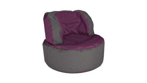 SITTING POINT Sitzsack-Sessel Bebop Scuba als Kinderzimmermöbel