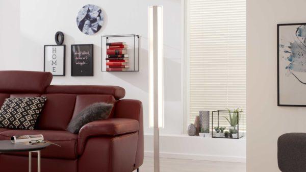 Interliving Leuchten Serie 9303 – Stehleuchte