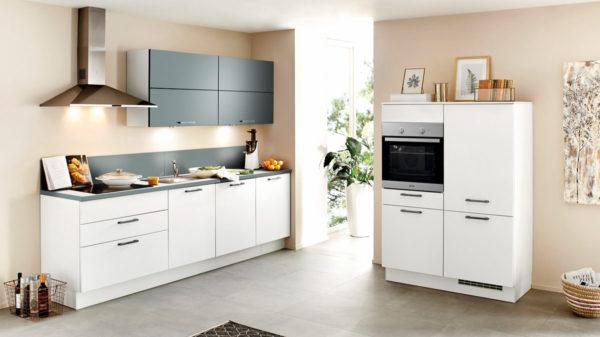 nobilia Einbauküche Speed mit gorenje Elektrogeräten wie Backofen etc.