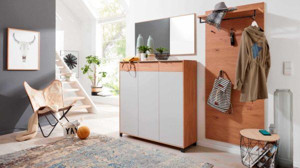 Interliving Garderoben Serie 6005 – Set 1