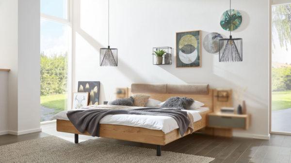 Interliving Schlafzimmer Serie 1015 – Bettgestell 1181