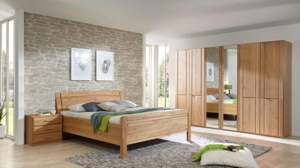 PARTNERRING COLLECTION Schlafzimmer Amrum mit Bettgestell
