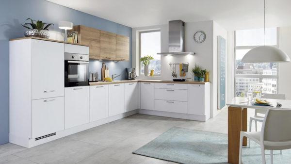 Einbauküche mit gorenje-Elektrogeräten