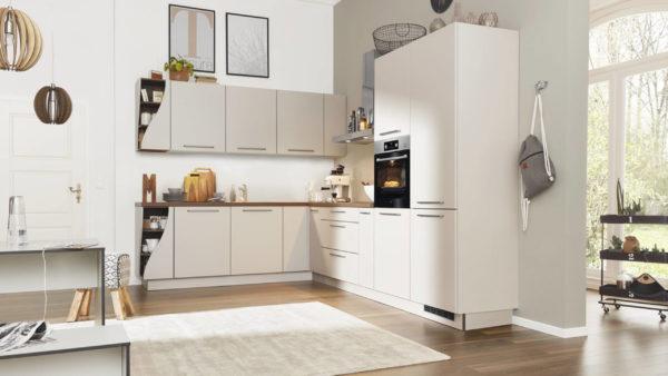 Interliving Küche Serie 3005 mit privileg Einbaugeräten